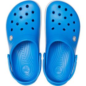 Crocs Crocband Clogs bright cobalt/charcoal